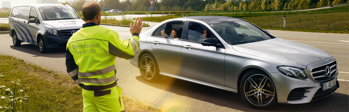 Mercedes-Benz Roadside Assistance